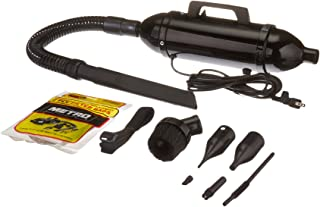 Metro Vacuum MDV-1BA DataVac Pro 4.5-AMP Computer Vac/Blower
