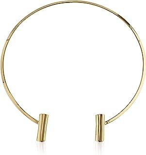 Bar Collar Choker Necklace
