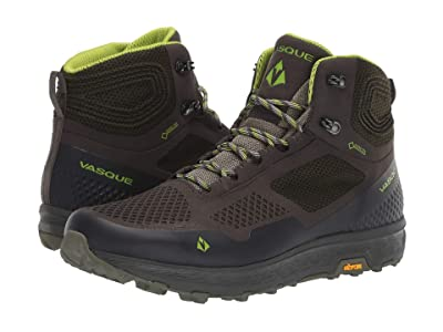 Vasque Breeze LT GTX (Beluga/Lime Green) Men