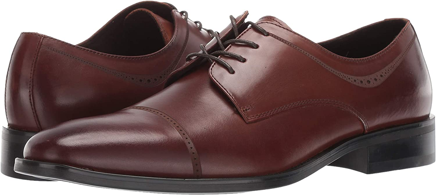 Kenneth Cole New York Mens Lesiure Time Oxford