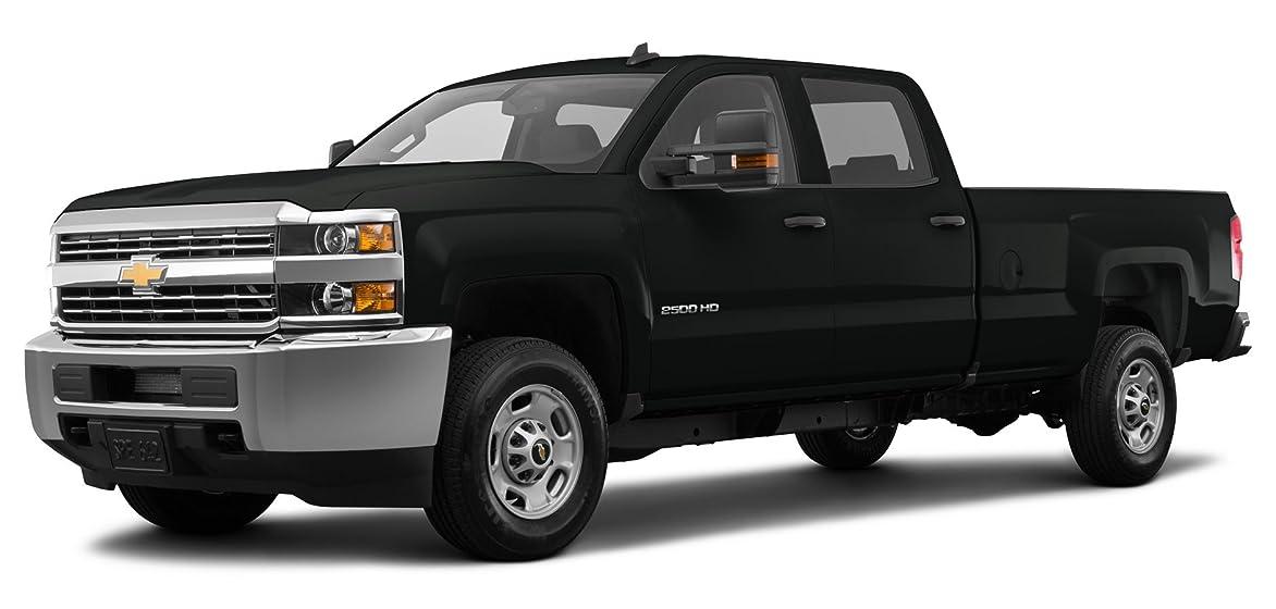 2016 Chevrolet Silverado 2500 Hd