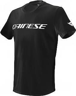 Dainese Men's T-Shirt (Black, M)
