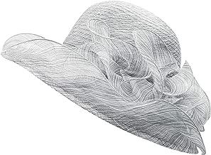 Bellady Big Brim Foldable Hat Summer Beach Cotton Sun Hat Floppy Sunblock Hats Visor