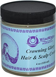 Crowning Glory Hair Cream 4 Ounces