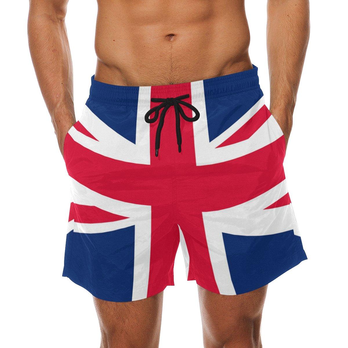DEYYA Art Tree Paintings Summer Beach Shorts Pants Mens Swim Trunks Board Short for Men