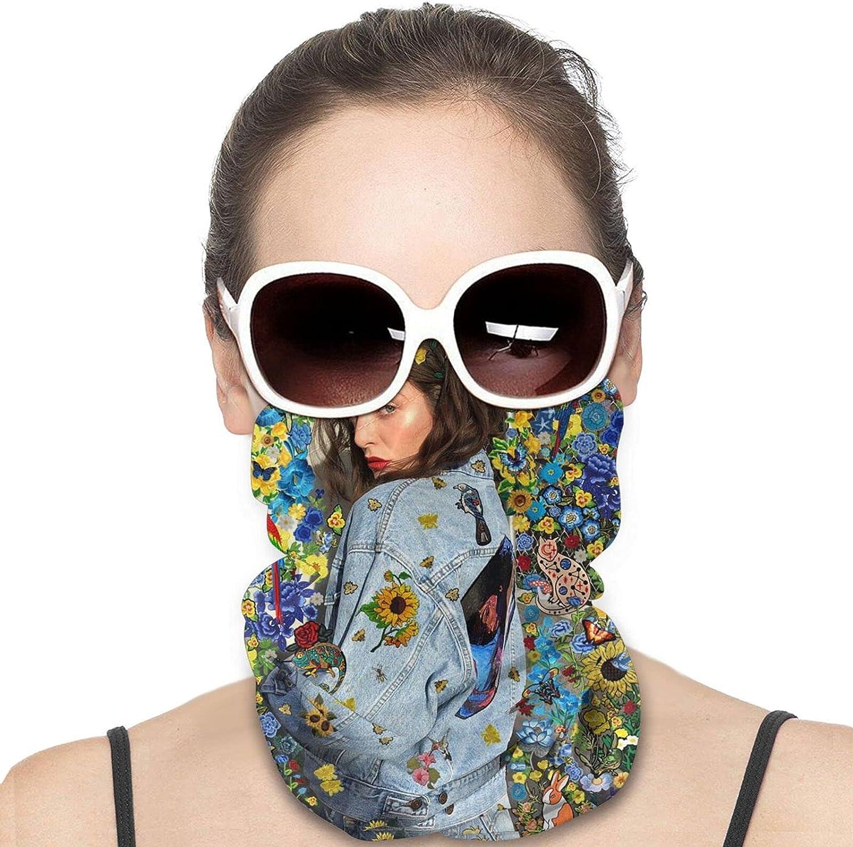 Lorde Men Women Neck Gaiter Multifunctional Uv Protection Face Mask Fashion Scarf Fashion Bandana Motorcycle Headwear Neck Scarf Balaclava