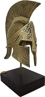 Best spartan helmet sculpture Reviews