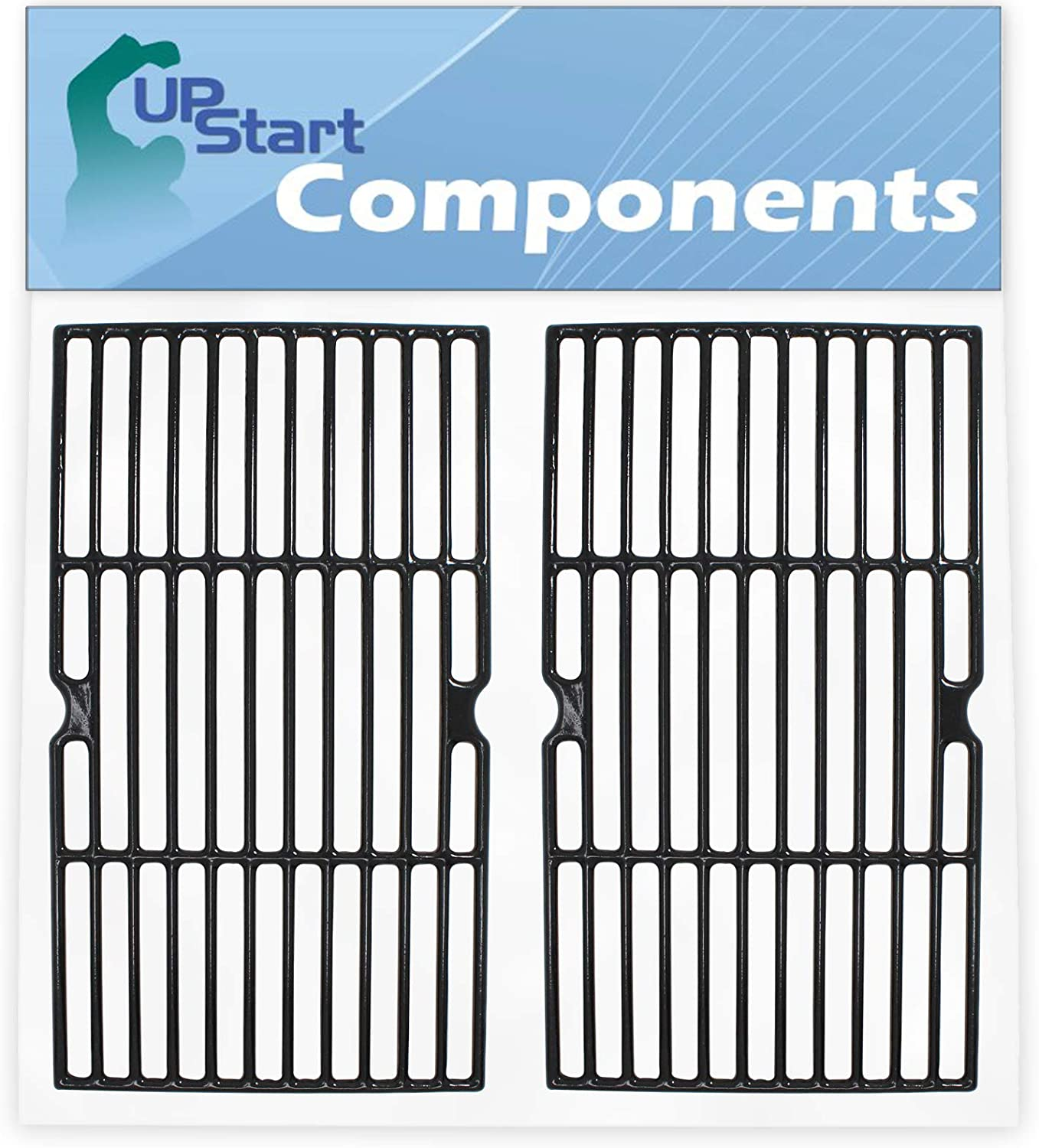 UpStart Max 88% OFF Components 2-Pack BBQ Max 86% OFF Grill Replacement Grates P Cooking