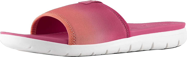 FitFlop Womens Neoflex Pool Slide Sandal Shoes