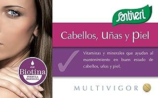 Complemento alimenticio Multivigor Cabellos. Uñas y Piel