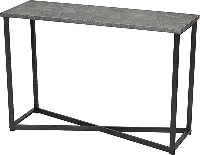 Astounding Amazon Com Sauder North Avenue Sofa Table Charter Oak Theyellowbook Wood Chair Design Ideas Theyellowbookinfo