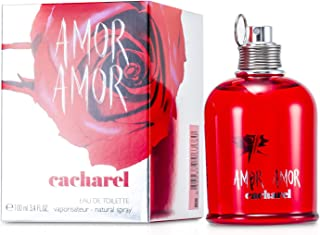 Amor Amor Set 3.4oz. Eau de Toilette Spray for Women by Cacharel
