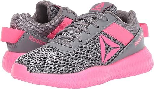Grey/Solar Pink
