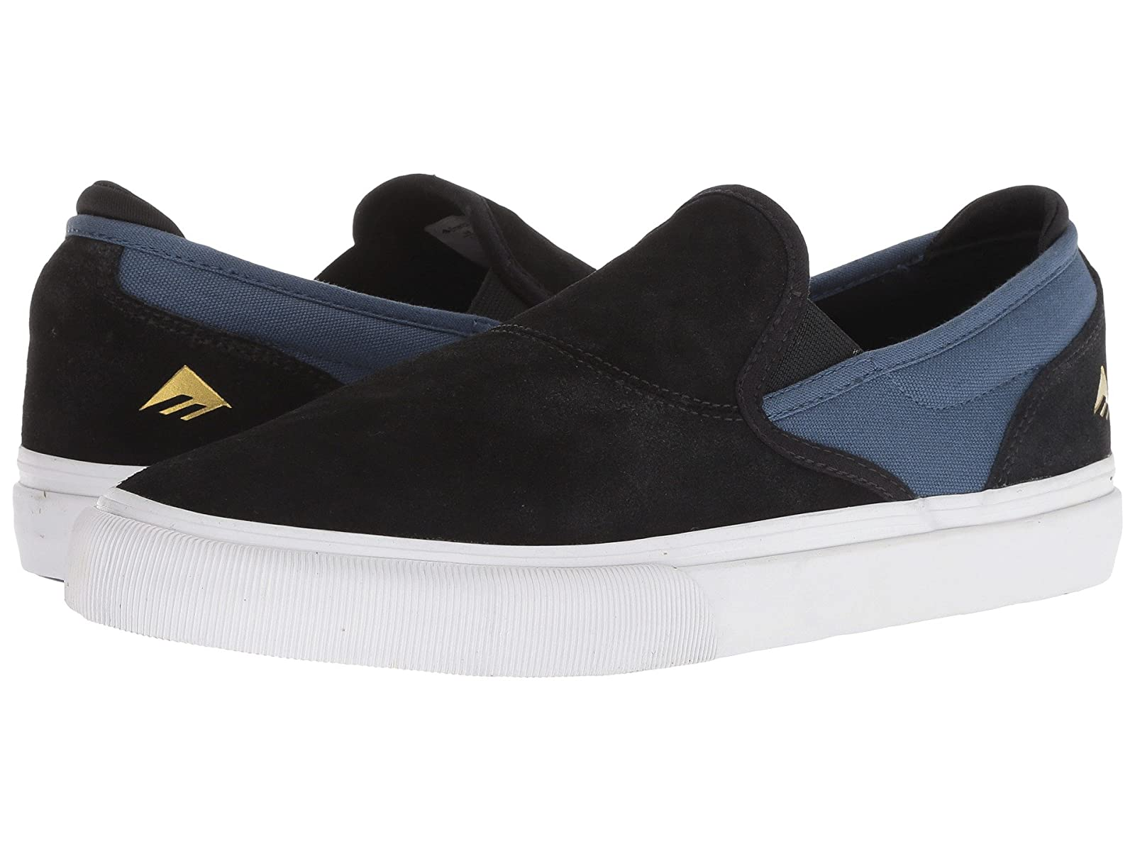 Emerica Wino G6 Slip-OnAtmospheric grades have affordable shoes