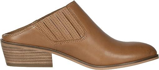 Caramel Waxed Leather