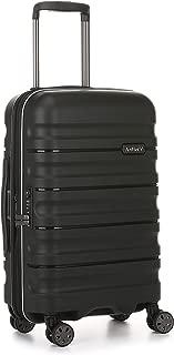 Antler 4227124019 Juno 2 4W Cabin Roller Case Carry-Ons (Hardside), Black, 56 cm