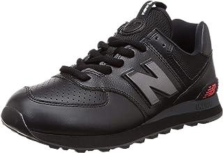 NEW BALANCE 574, Men's Athletic & Outdoor Shoes, Black, 45 EU