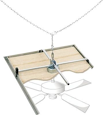 Westinghouse Lighting 0107000 Saf T Grid For Suspended Ceilings Ceiling Fans Amazon Com