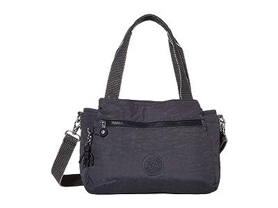 Kipling Elysia Handbag (Night Grey) Handbags