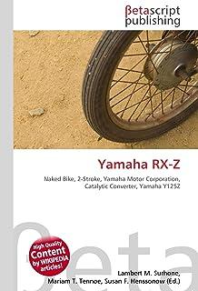 Yamaha RX-Z: Naked Bike, 2-Stroke, Yamaha Motor Corporation, Catalytic Converter, Yamaha Y125Z