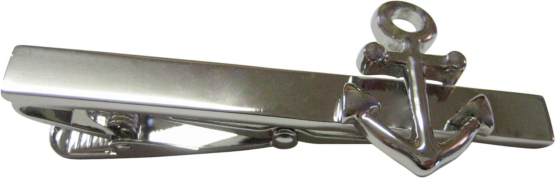 Kiola Designs Nautical Anchor Tie Clip