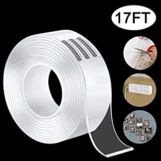 Double Sided Tape Heavy Duty Yomozone, Mounting Tape Multipurpose Reusable Traceless..