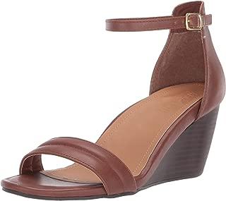 Best brown leather peep toe sandals Reviews