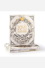 What You Do Matters: Boxed Set: What Do You Do with an Idea?, What Do You Do with a Problem?, What Do You Do with a Chance? Hardcover