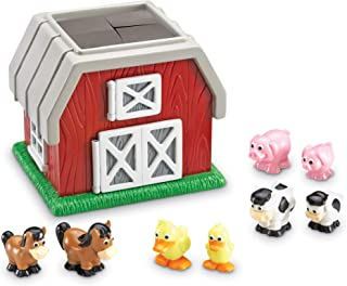 small plush farm animals