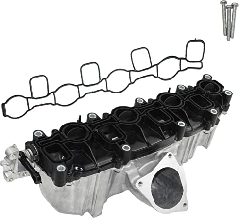 OCPTY Intake Manifold Kits Fits For Volkswagen GTI Jetta 2.0L 08-2014 For Volkswagen Passat CC 2.0L 2009-2012 For Volkswagen Tiguan 2.0L 2009-2017 For Audi A3 TT 2.0L For Volkswagen Beetle CC Eos 2.0L