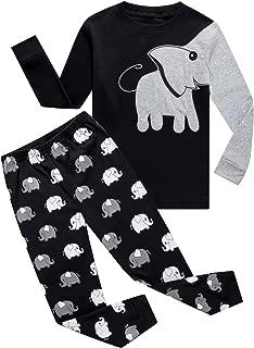 Boys Christmas Pajamas Little Kids Pjs Sets 100% Cotton Toddler Clothes Sleepwears