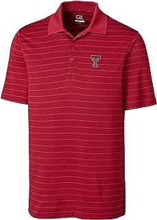 NCAA Men's CB Dry Tec Franklin Stripe Polo