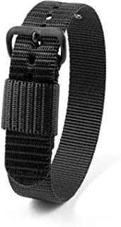 one piece nylon watch strap