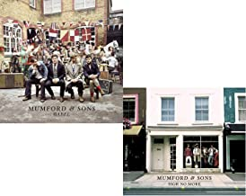 Babel (Deluxe) - Sigh No More - Mumford & Sons 2 CD Album Bundling