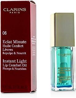 Clarins Eclat Minute Instant Light Lip Comfort Oil - # 06 Mint 7ml/0.1oz