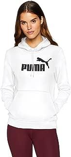 PUMA Women's Essentials Logo Hoody Fleece