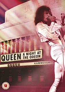 Queen : A Night at The Odeon Hammersmith 1975