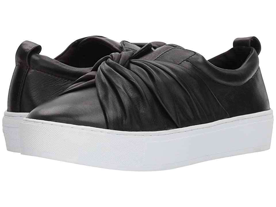 Rebecca Minkoff Nicole Sneaker (Black Lamba) Women