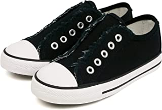 [セレブル] (ソル) SOL 紐なしスニーカー キッズ ローカット カジュアル ジュニア 男の子 女の子 子供靴 キャンバススリッポン