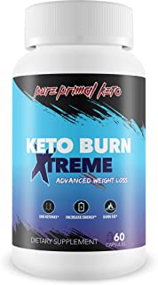 Keto Burn Xtreme Pills - Lose More Weight with This Discount 2 Pack - Burn Fat Faster with These ketogenic Accelerator Pil...