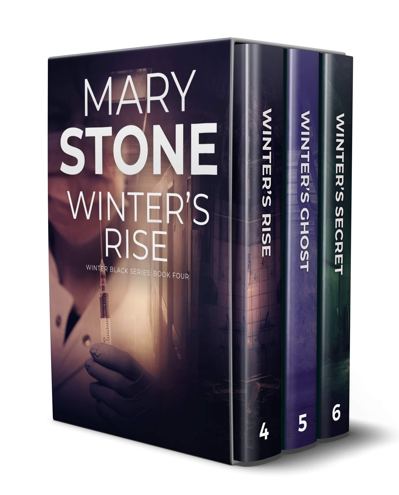 Winter Black Series: Books 4-6 (Winter Black Series Box Sets Book 2)