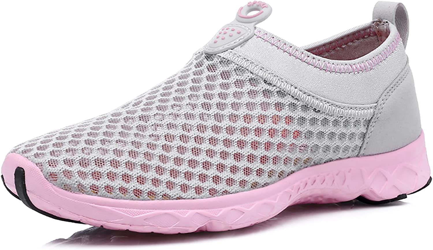 Go Tour Women's QuickDry Slip on Water shoes Leisure Outdoor Lightweight Walking shoes