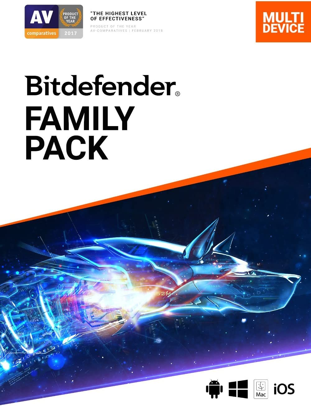 Bitdefender Family Pack - 15 year Devices Max 49% OFF Minneapolis Mall PC Subscription 2