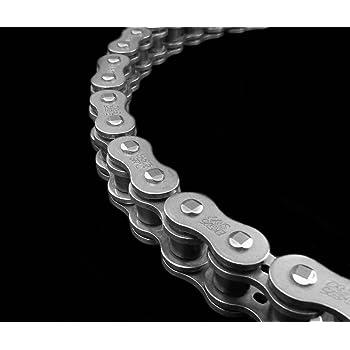 520 SRX Quadra X-Ring Chain 102 Links~2008 Yamaha YFM700R Raptor SE~EK Chains