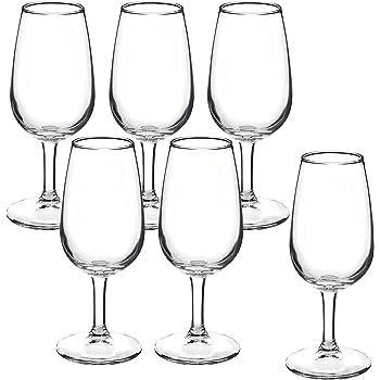 ブランシェ・アソシエ ワイングラス リゼルバ テイスティング 6個セット 200ml