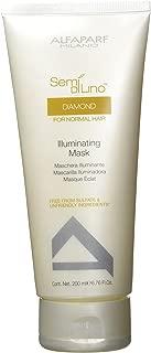 Alfaparf Semi Di Lino Diamond Illuminating Mask, 6.76 Ounce