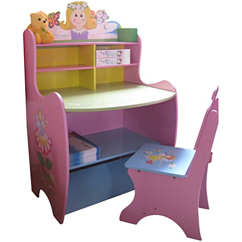 Pleasing Kids Desk And Chairs Amazon Co Uk Andrewgaddart Wooden Chair Designs For Living Room Andrewgaddartcom