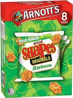 arnotts shapes bbq
