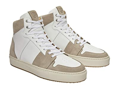 GREATS Court High (Blanco) Men