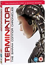 Terminator: The Sarah Connor Chronicles - The Complete First & Second Season [DVD] [2009] by Lena Headey